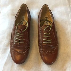 Faux Leather Steve Madden Loafers